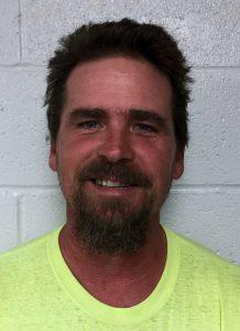 Lance Whiteford, Utility Foreman