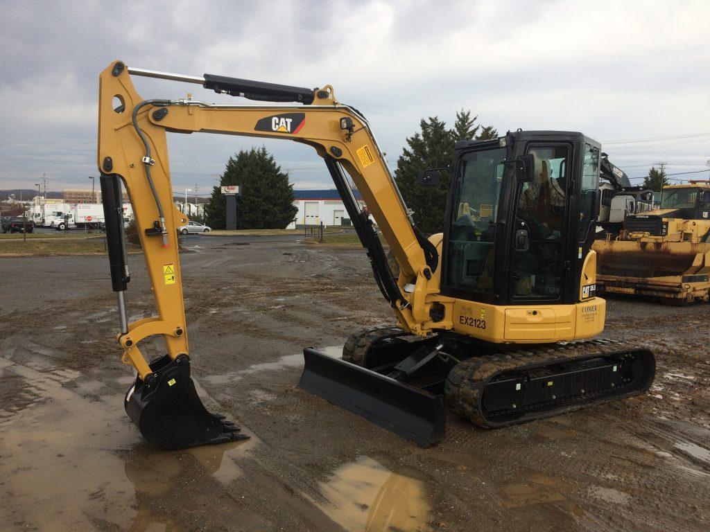CAT 305.5 Mini Excavator