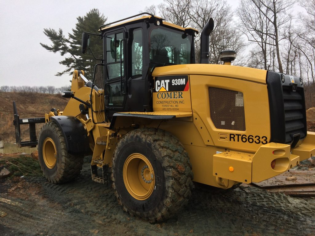 CAT 930M Rubber Tire Loader