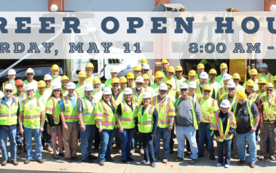 Career Open House Scheduled for Saturday, May 11