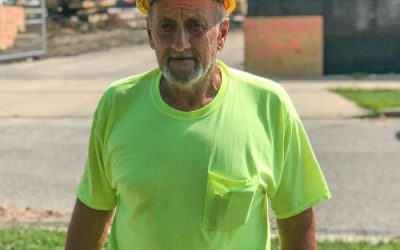 July Employee of the Month // Ralph Long