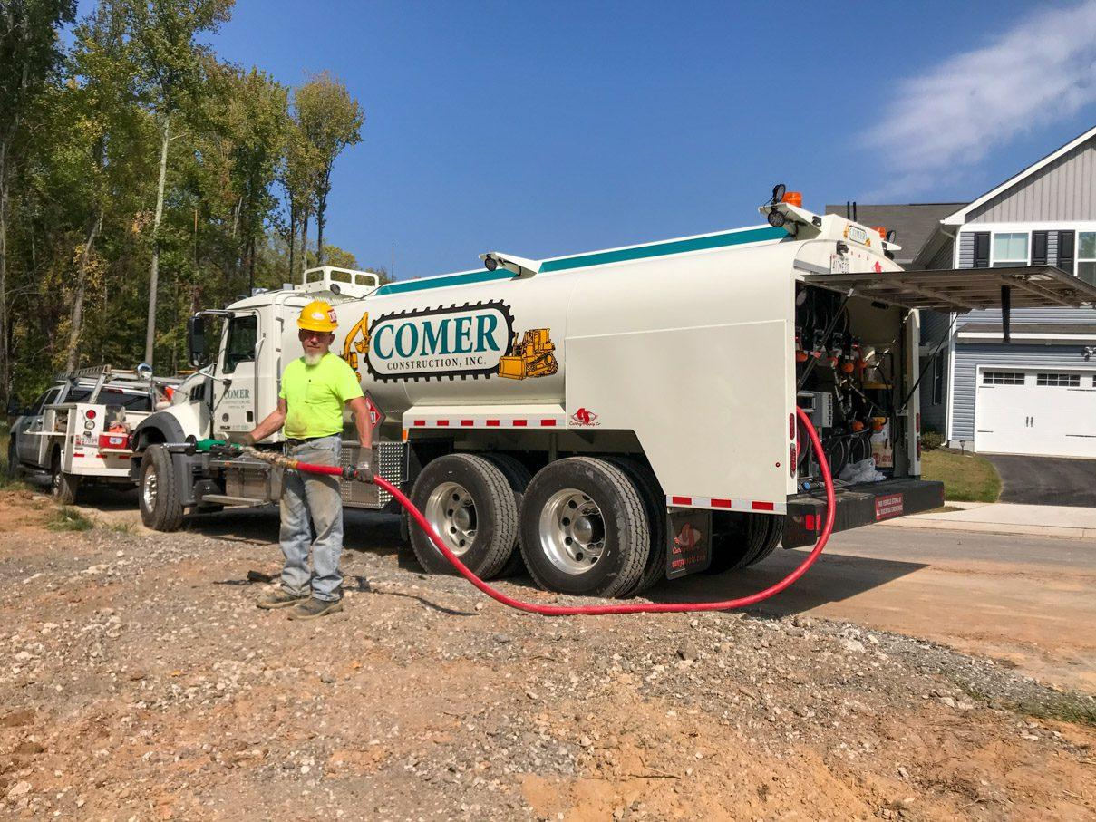 Baltimore-Site-Development-Contractor-Grading-Utilities