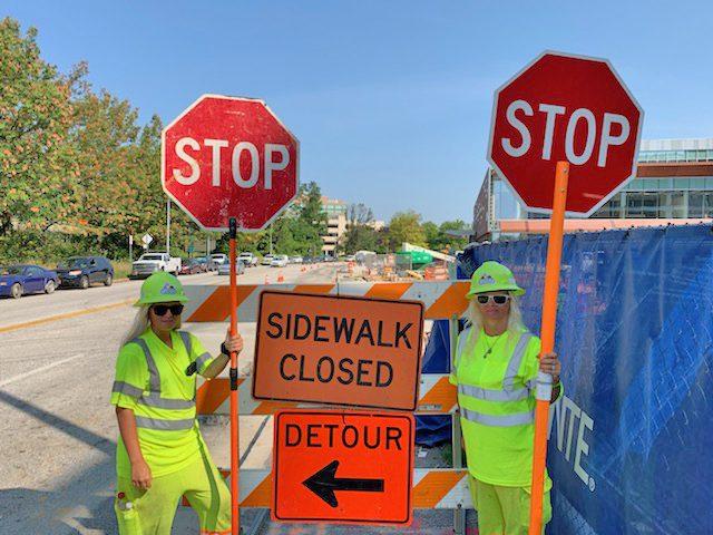 Maryland Maintenance of Traffic Flagger